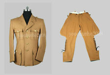 WWII GERMAN UNIFORMS TUNIC AND BREECHES (CUSTOM TAILORED / MADE) -33186