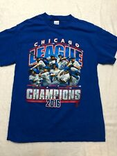Chicago Cubs 2016 League Champions Men's T Shirt size Medium New Without Tags