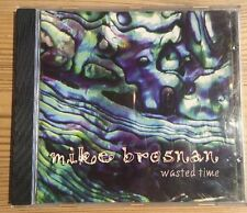 Mike Brosnan - Wasted Time - Rare German CD 13 Tracks - FAST FREE UK POST