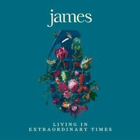 James - Living In Extraordinary Times (NEW CD ALBUM)