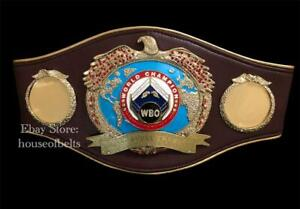WBO Super Belt, IBF, IBO, WBA, WBC Belts (MOST ACCURATE WBO SUPER BELT Replica)