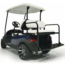 GOLF CART YAMAHA DRIVE 2017+ REAR SEAT WHITE, STEEL AND COMPOSITE