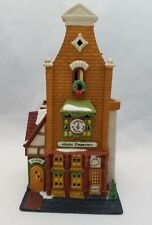 Dept. 56 Christmas In The City Music Emporium Retired #5531-0
