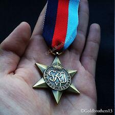 1939-1945 Star Ww2 Militare Medaglia Britannica Commonwealth Operational Service
