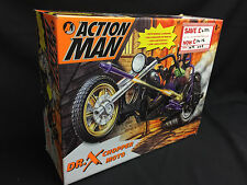 Action MAN-DR x Chopper-Boxed