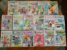 Peter Porker Spider-Ham 1986 Star Comics FULL RUN #1-17 HIGH GRADE