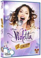 DVD VIOLETTA LE CONCERT NEUF SOUS CELO PAS JEU JOUET SAC A DOS PYJAMA DISNEY.