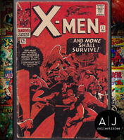X-Men #17 VG- 3.5 (Marvel)