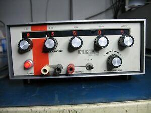 Data Precision Analogic AN3100 Precision DC Voltage Standard