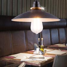 Maison de campagne style plafond suspendu projecteurs salle à manger pendentif