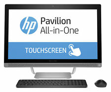 "HP Pavilion 27-a240se 27"" (1TB + 8GB, Intel Core i7 7th Gen., 2.90GHz, 16GB) All"