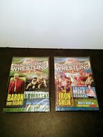 Rare DVD Grand Masters Of Wrestling First Blood Vol 1- 2 (2006) New Sealed
