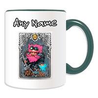 Personalised Gift Gnome Engineer Mug Money Box Cup World Warcraft WOW Alliance