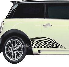 Adesivi Mini Cooper - Tuning Auto Adesivi Auto Coo019 - racing decals