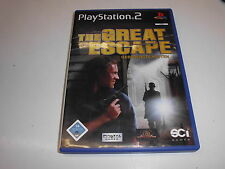 PLAYSTATION 2 ps2 The Great Escape-Kate catene