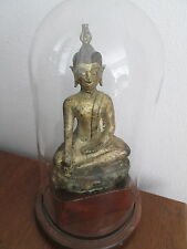 Buddha Gold ,Handmade,Mixed -Materials, Pre-1800 Southeast Asian Statues