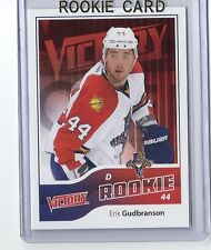 2011-12 UPPER DECK VICTORY ERIK GUDBRANSON UPDATE RC UD ROOKIE SP #293 PANTHERS