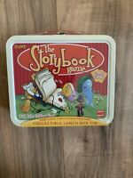 The Story Book Game Tall Tale Telling Fun By FUNDEX lunch box card game New!