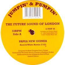 The Future Sound Of London - Papua New Guinea 12 Inch Vinyl 2007 LTD ED New
