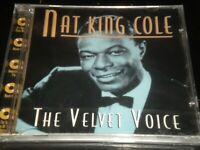 Nat King Cole - The Velvet Voice - CD Album 1999 - 23 Greatest Hits - NEW/SEALED