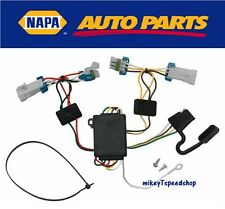 07-10 AURA TRAILER HITCH WIRING HARNESS T-connector towing adapter 4-WAY PLUG