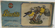 AVIATION : BLUETITS MODEL KIT BY AIRFIX FROM THE WILDLIFE SERIES (MLFP)