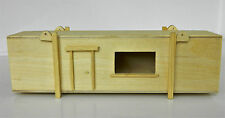 "1:50 Scale Handcrafted Timber Site Hut 30ft, Code 3,  Suitable for Diorama ""New"""