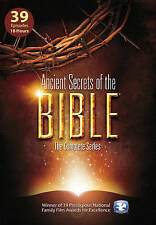 Ancient Secrets of the Bible: The Complete Series (DVD, 2013, 5-Disc Set) New
