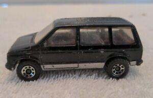 Vintage 1983 Matchbox Dodge Caravan Diecast Vehicle