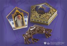Chocolate Frog Prop Replica, Harry Potter, Wizarding World, Noble Collection