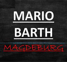 MARIO BARTH MAGDEBURG TICKETS SITZPLÄTZE FREIE PLATZWAHL *Fr, 16.03.2018