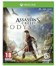 ASSASSIN'S CREED ODISSEY XBOX ONE VIDEOGIOCO ITALIANO UBISOFT  PAL NUOVO ITA