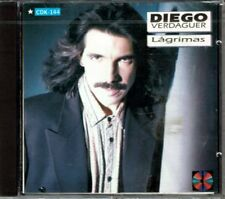 Diego Verdaguer Lagrimas  (Karen 1992)  BRAND  NEW SEALED CD