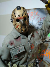 mask jason voorhees ,friday the 13 , 1/6 scale, sideshow, hot toys, medicom ,1