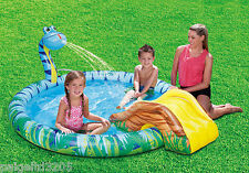 Clearwater Ring Spray Play Pool Center - Snake