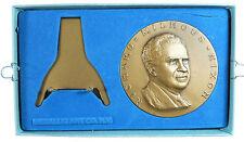 1969 U.S.A. INAUGURATION OF RICHARD NIXON AS PRESIDENT bronze 70mm