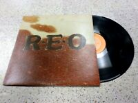 VINYL RECORD ALBUM,REO SPEEDWAGON-REO/SELF TITLED,PE-34143,EPIC 1976
