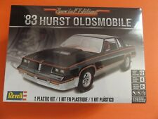 Revell 85-4317 _ Special Edition '83 Hurst Oldsmobile _ 1:25 Scale _LEVEL 4