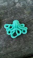Octopus silicone push **MOLD** mould  resin sugar craft, polymer KAWAII
