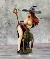 New 21CM 1/7 Scale Dragon's Crown Sorceress  PVC Figure Toys New With Box Hot