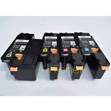 4 x Toner For Xerox CP115 CP116 CP225 CM115 CT202264 CT202265 CT202266 CT202267