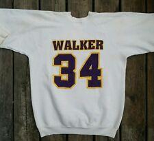Hershel Walker Minnesota Vikings 1988 Men's Sweatshirt Size XL Made in USA - NFL