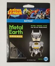 Fascinations Metal Earth Legends Batman Dc Justice League 3D Model Kits Mss02
