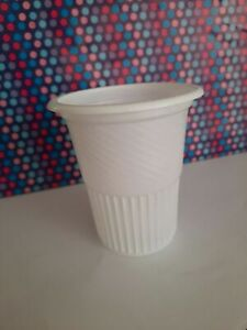 Plastic Cup Clear Party Disposable Tests Home Office Water Juice