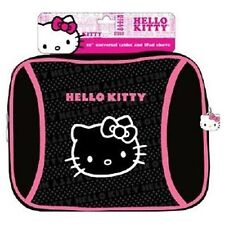 "Hello Kitty Universal 10"" Tablet iPad Sleeve - Carrying Case (Black)"