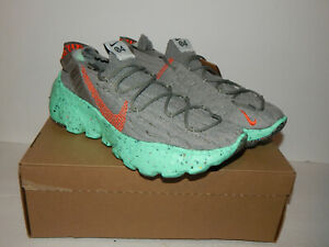 Nike Space Hippie 04 Men's Shoes CZ6398-020 Size 9.5 or 11.5 Dark Stucco/Orange