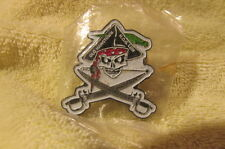 Harley Davidson Hog Pin-Old Hangtown 2005 Poker Run-Hidden Pirate Treasure Hunt