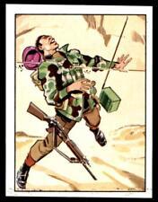 Panini Action Man Sticker 1983 No. 216