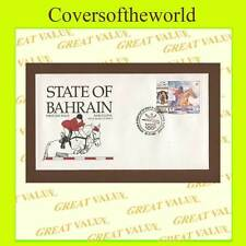 First Day Cover Bahrain Stamps (1971-Now)