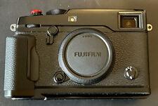 Fujifilm X-Pro2 Black 24.3 MP Mirrorless Digital Camera Body w/extras